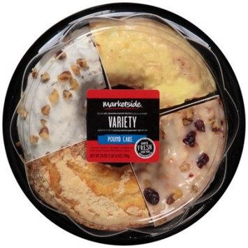 Marketside Variety Pound Cake, 28 oz