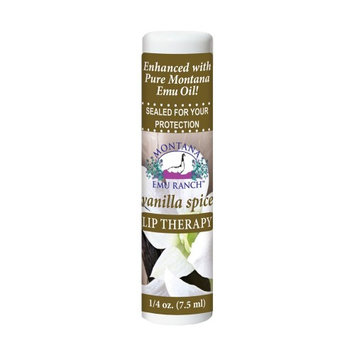 Lip Therapy Vanilla Spice - Laid In Montana - 0.25 oz - Balm