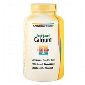Rainbow Light Food-Based Calcium Tablets