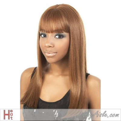 DUBAI (Motown Tress) - Futura Fiber Full Wig in JET BLACK