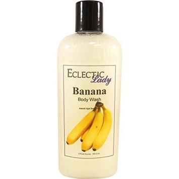 Banana Body Wash, 8 ounces