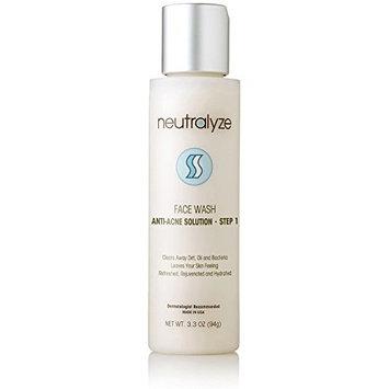 Neutralyze Moderate To Severe Acne Treatment Kit (30 Day) - Maximum Strength 3-Step Anti Acne Medication With Salicylic Acid + Mandelic Acid + Nitrogen...