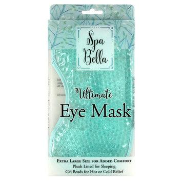 Spa Bella Ultimate Large Eye Mask, Blue