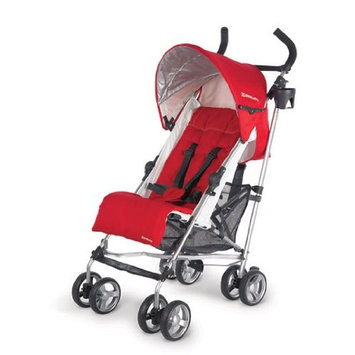 UPPAbaby G-Luxe Stroller, Denny/Red (Discontinued by Manufacturer)