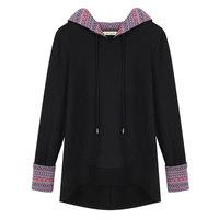 Miageek Women\'s Long Sleeve Drawsrting Hooded Sweatshirt Hoodie Coat HDPML