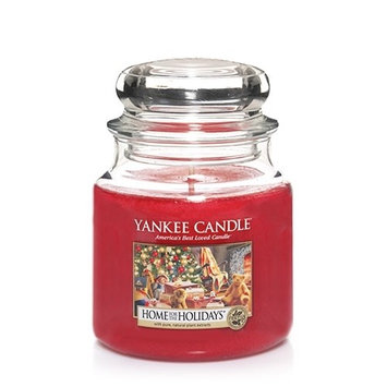 Yankee Candle® Housewarmer® Home For The Holidays® 14.5-Ounce Jar Candle
