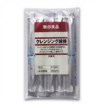 MoMA MUJI Cleansing Cotton Buds 10/pack