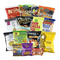 Healthy Snacks Gift Box Premium Care Package School Lunch Bundle 15 ct [Healthy Snack]