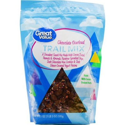 Great Value Chocolate Overload Trail Mix