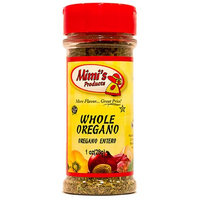 Nac Foods MIMI'S 5.5-OREGANO 12/1 OZ