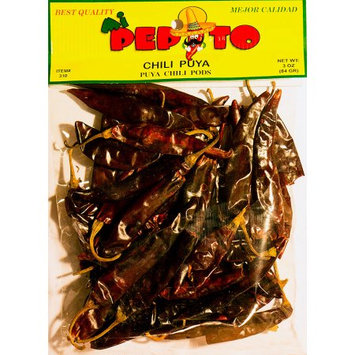 Nac Foods PEPITO CHILI PUYA 12/3 OZ