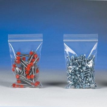 Aviditi PB3715 Poly Reclosable Bag, 8