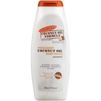 Palmer's Indulgent Coconut Oil Body Wash, 13.5 fl oz