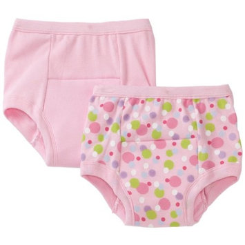green sprouts by i play. Little Girls' Training Pants Set Strawberry (Toddler) - Yellow