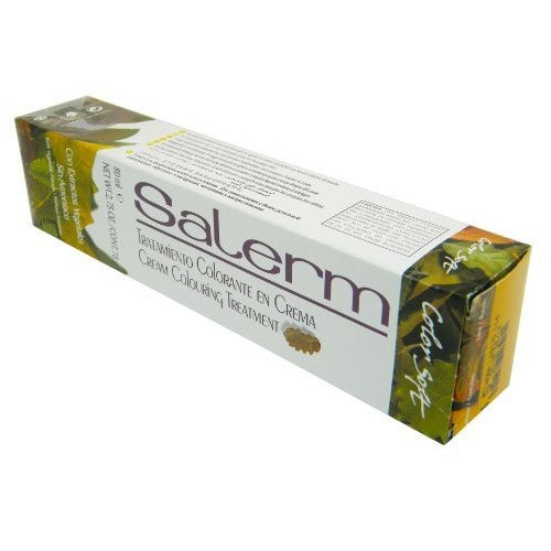 Salerm Color Soft Semi-Permanent Cream Haircolor