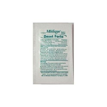Medique 10233 Onset Forte, 100 Tablets