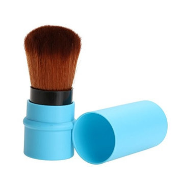 Mini Makeup Brush Retractable Portable Facial Powder Contour Foundation Brush Blush Cosmetics Soft professional beauty tools