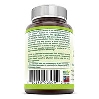 Herbal Secrets Organic Extra Virgin Coconut Oil - 1000Mg, 120 Softgels