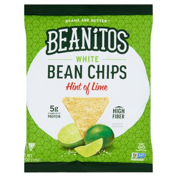 Beanitos, Inc. Beanitos, Chips Lime White Bn SeaSalt, 1.2 Oz (Pack Of 24)