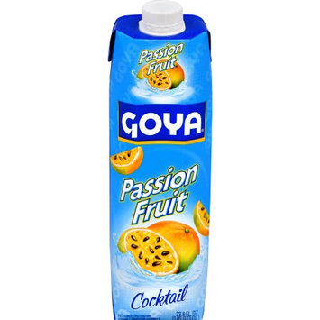 Goya Prisma Passion Fruit, 33.8 Oz