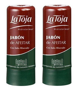 Latoja La Toja Shaving Stick (2 Pack)