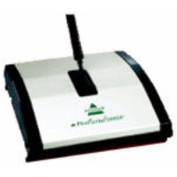 Natural Sweep Carpet & Bare Floor Cordless Sweeper, New Heavy Duty Sta