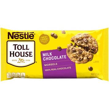 NESTLE USA/TOLL HOUSE Milk Chocolate Morsels 34.5 oz. Bag