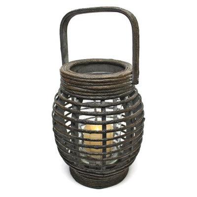 Design Toscano Inola Wood Lantern, 9