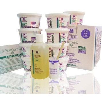 Avlon Affirm Fiberguard Sensitive Scalp Relaxer 9 Kit by Affirm
