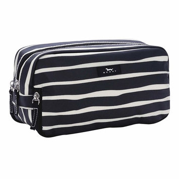 SCOUT 3-Way Bag, Toiletry & Cosmetic Multi Compartment Travel Organizer, 3 Zipper Compartments, Water Resistant