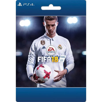 Interactive Communications FIFA 18 PS4 (Email Delivery)