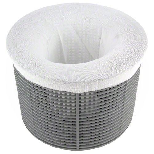 California Home Goods 12pk Swimming Pool Filter Saver Skimmer Basket Sock Sleeve Mesh Screen Sock Net