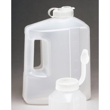 Arrow Plastic Store Keepers Refrigerator Bottles, 1 Gallon - 2 Count