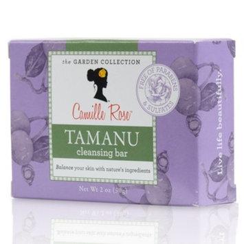 Camille Rose Naturals Tamanu Cleansing Bar - 2oz
