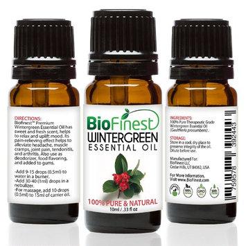 Biofinest Wintergreen Essential Oil - 100% Pure Therapeutic Grade (10ml)