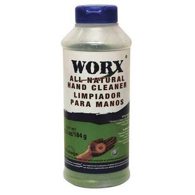 WORX ALL-NATURAL HAND CLEANER 11-1650-12 All Natural Powdered Hand Soa