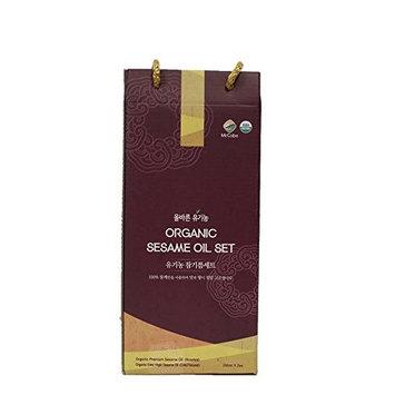McCabe Sesame Seed Oil (Sesame Oil Set (2-Pack))