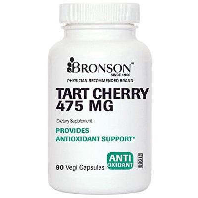 Bronson Vitamins Tart Cherry Capsules