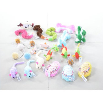 Aeromark Int'l Inc Armarkat Pet Toys for Cats Dogs and Small Animals TOY2-15PCS