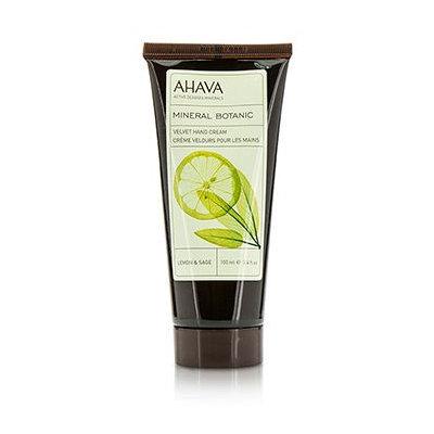 Ahava Mineral Botanic Velvet Hand Cream Lemon & Sage 100ml/3.4oz