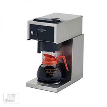 Bloomfield Industries Low Profile Coffee Brewer Stainless steel