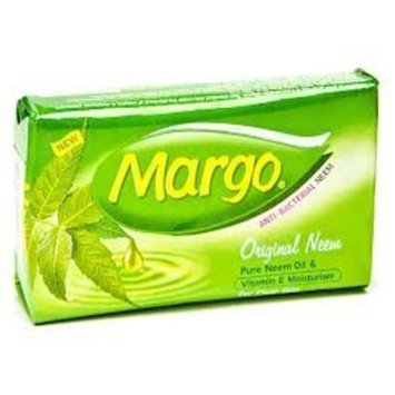 Margo Original Neem Soap 75g (Get Six Soap (6*2.6 oz))