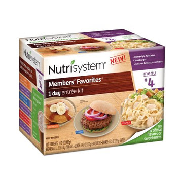 Nutrisystem Members Favorite Menu #4