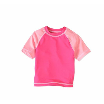 Baby Girls' Rashguard Swim Top