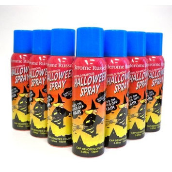 Jerome Russell Temporary Hair Color Spray - Shampoos Out - 24 Cans for 1 Low Price