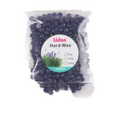 KingWo Hair Removal Wax Bean No Strip Depilatory Hot Film Hard Wax for Women and Men Pellet Waxing Bikini Hair Removal Bean