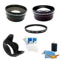 Special Kit for CANON REBEL and EOS Series Cameras (T4i T3i T3 T2i 60D 7D)
