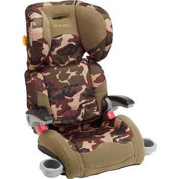 The First Years - Compass Ultra Folding Adjustable Booster, Camouflage