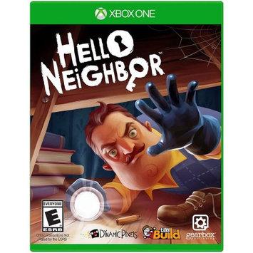 Gearbox Publishing Llc Hello Neighbor XBox One [XB1]