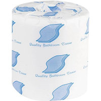 General Supply Bath Tissue, Two-Ply, 500 Sheets/Roll, White, 96/Carton